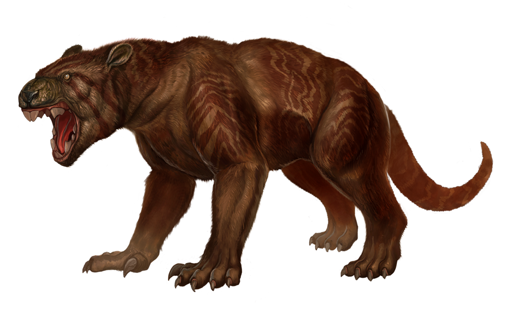 Steam Community :: :: Thylacoleo Carnifex Concept