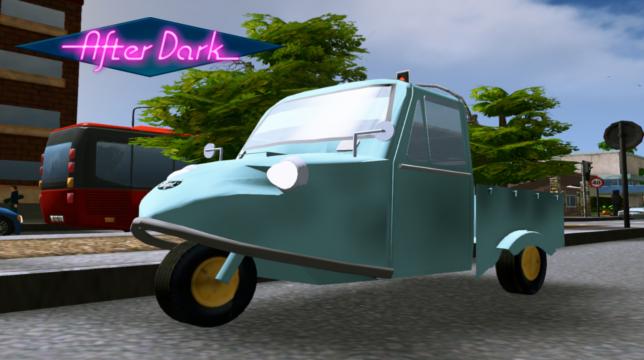 Daihatsu Midget Mp4