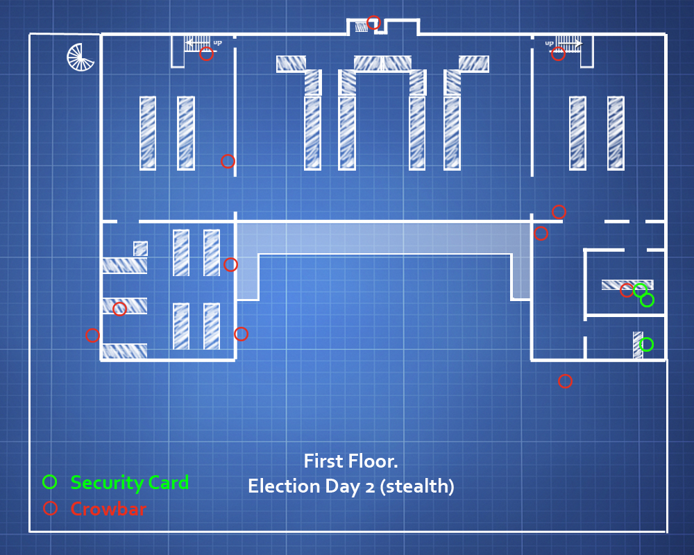 Steam Community :: Guide :: Election Day 2 Deathwish Crowbar