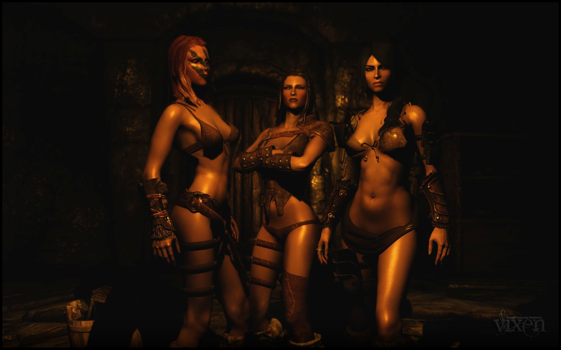 Nude females mod skyrim steam workshop hentay clips