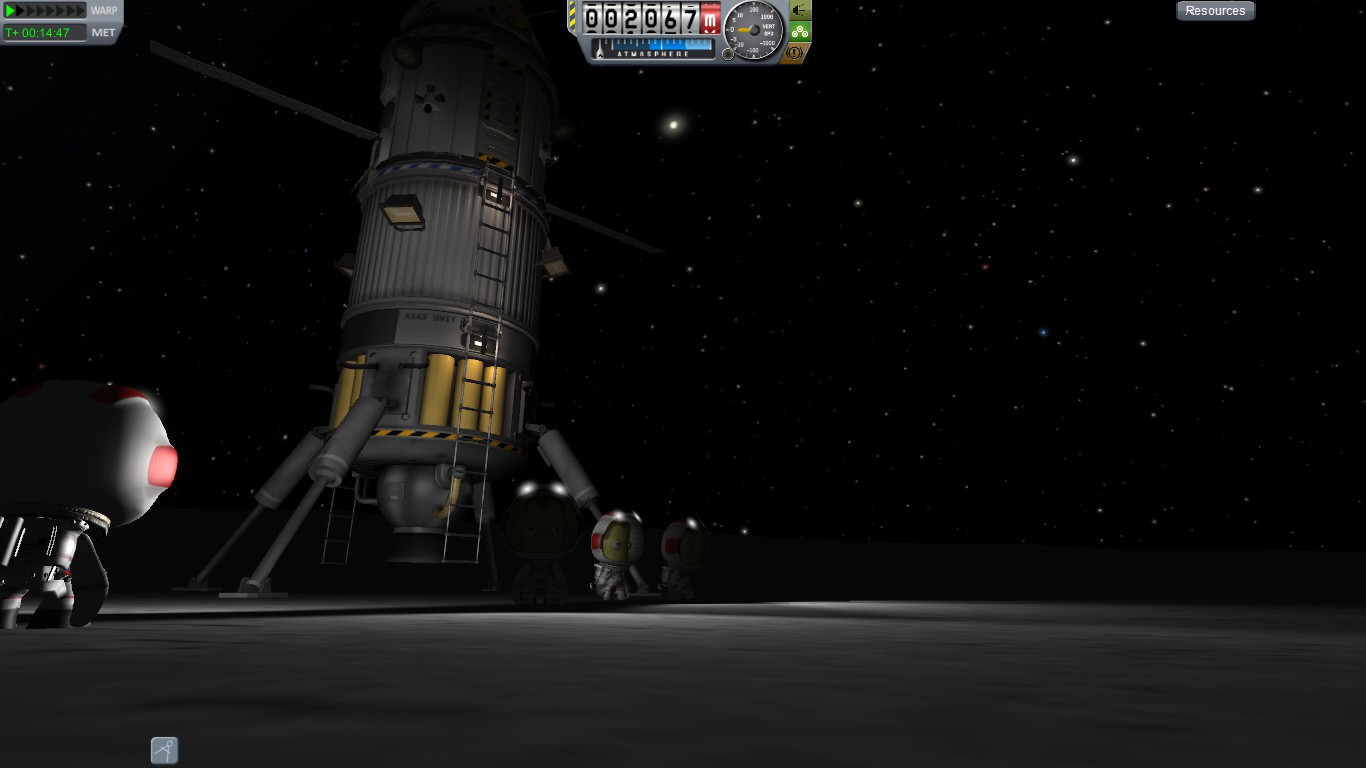 kerbal space program mun landing - photo #49