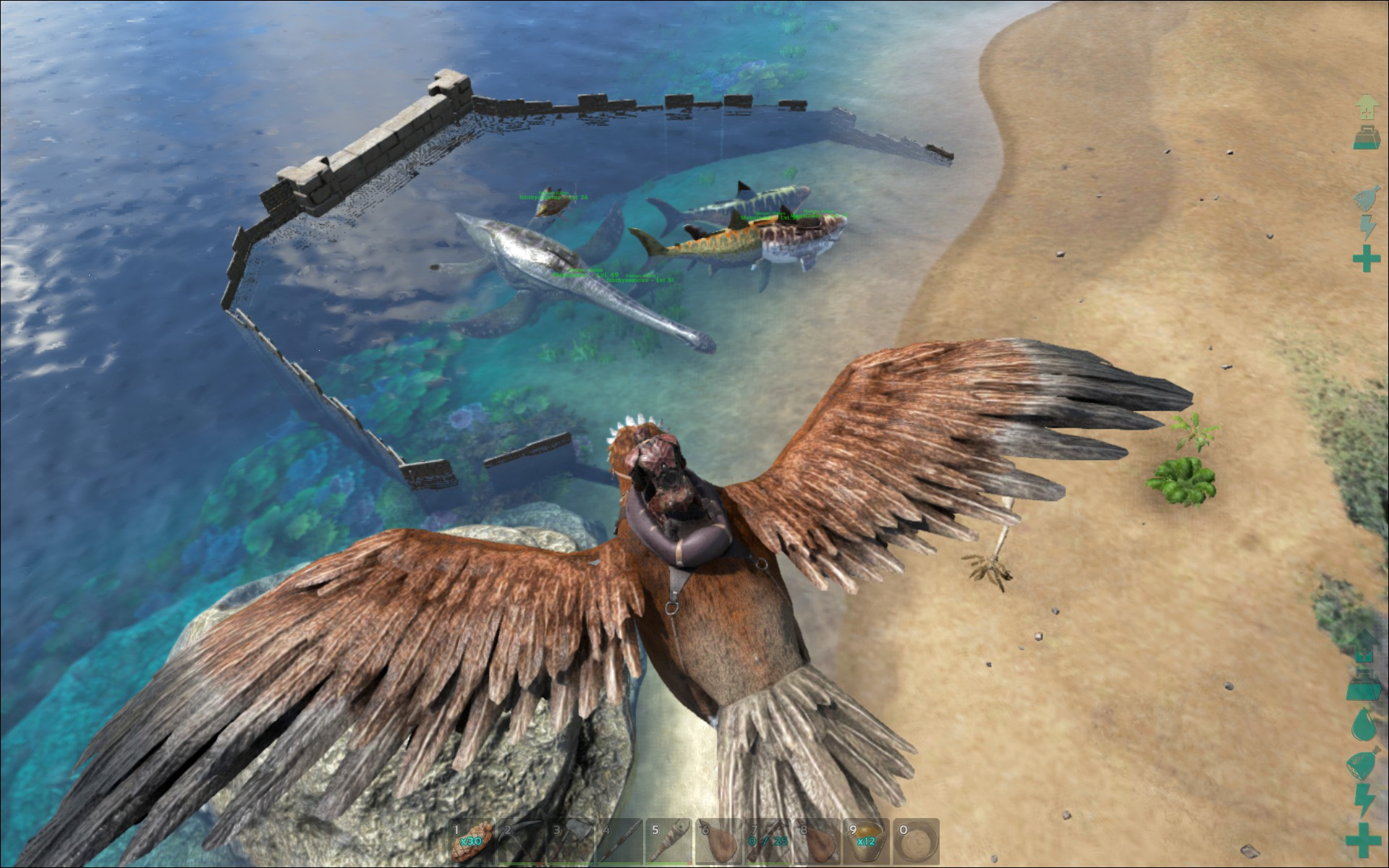 Ark Survival Evolved Dinos And Leveling Survival Game Page 28