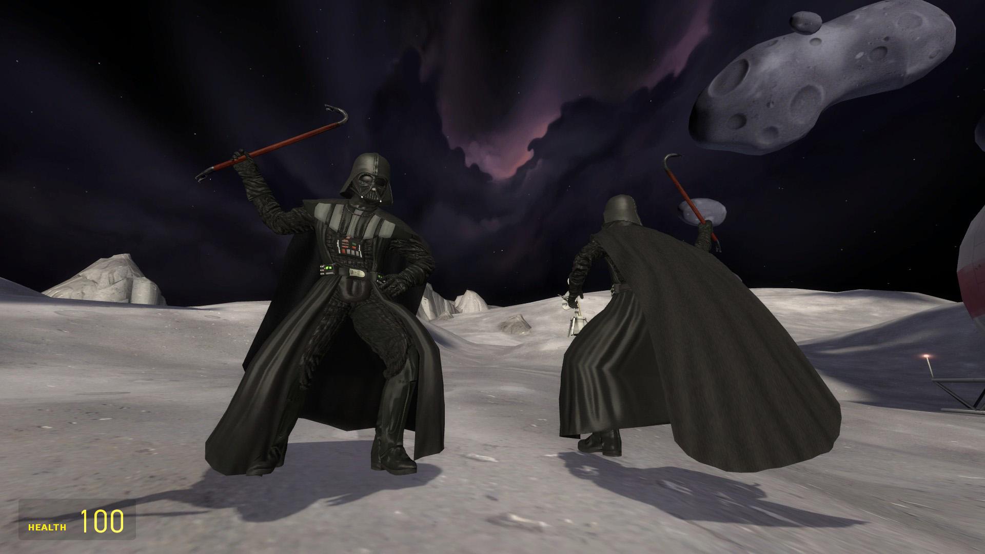 STAR WARS Darth Vader Playermodel | SGM Community (Serious GMod)