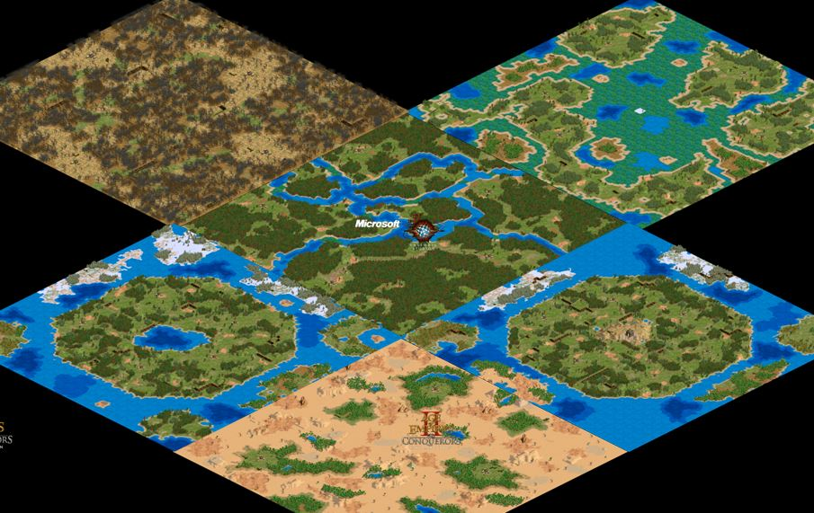 age of empires 3 custom maps download