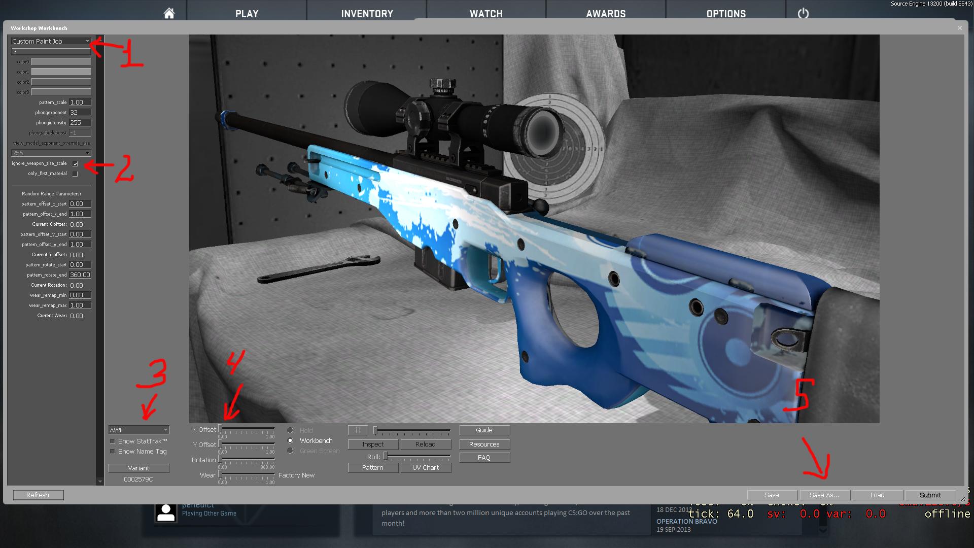 Скачать программу для создания 3d оружий