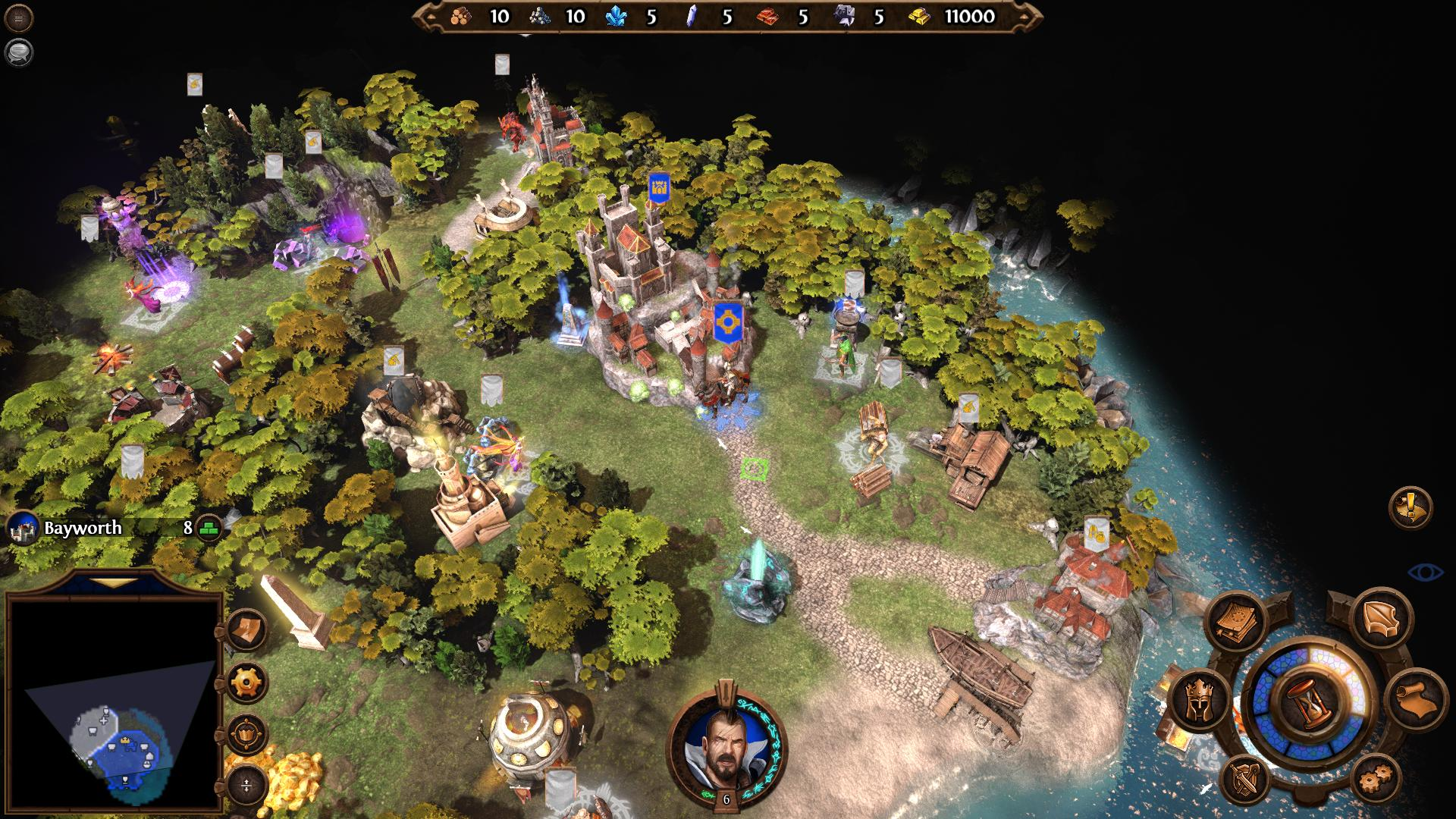 Heroes of might and magic 2 steam engine