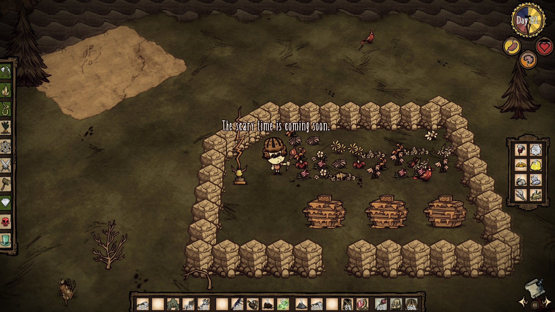 Don T Starve Build Near Walls