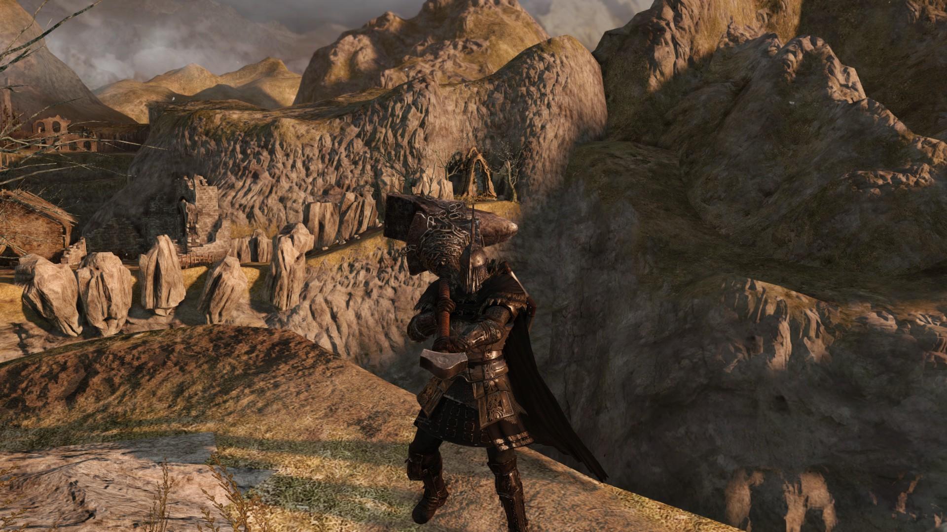 Dark Souls  Demon Hammer Build