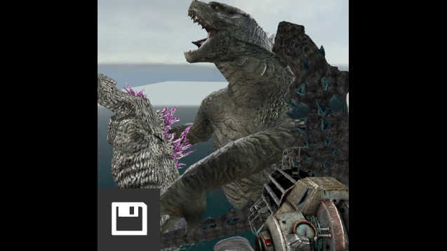 Steam Workshop :: Godzilla 2014 vs Godzilla 2000 and 1998