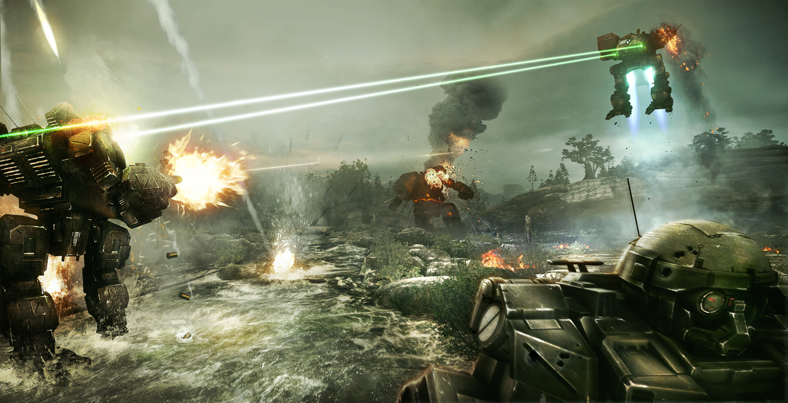 Steam Community Guide A Noob S Guide To Mechwarrior