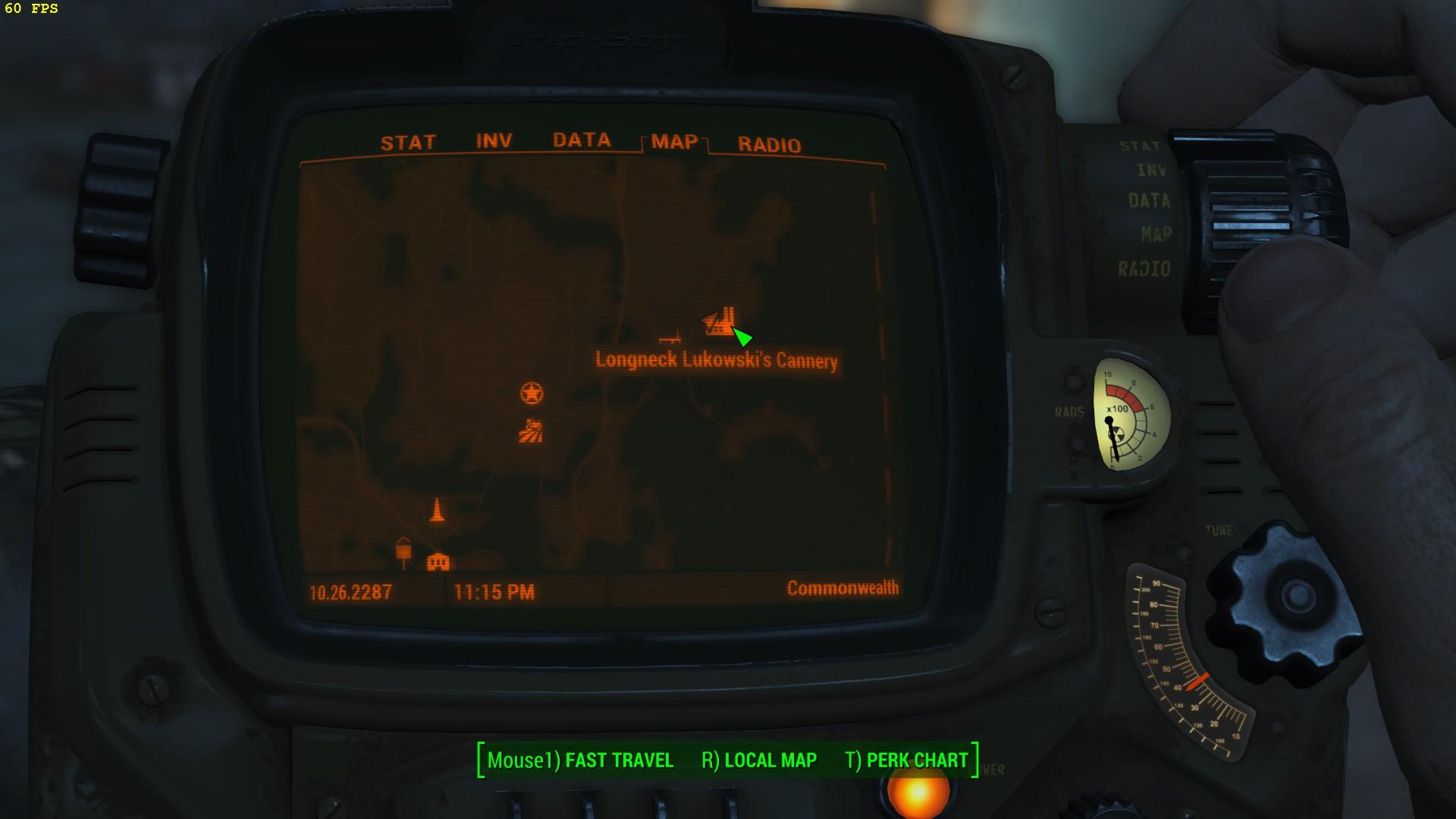 Fallout 4 Bobblehead Location Maps