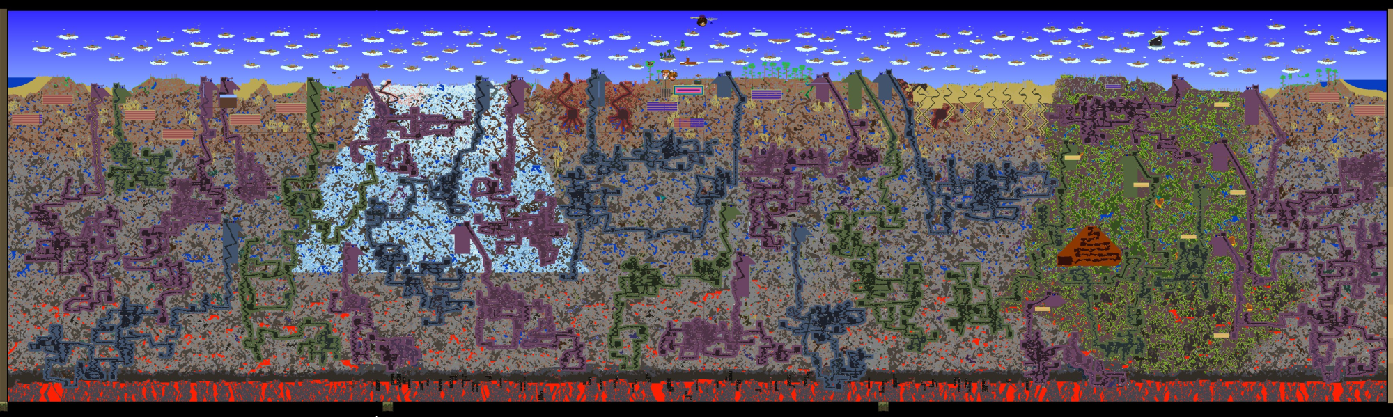 Pc the best map terraria community forums i found this on the steam i never played or see the world in the game the name of the guy who posted is tflmilk gumiabroncs Images