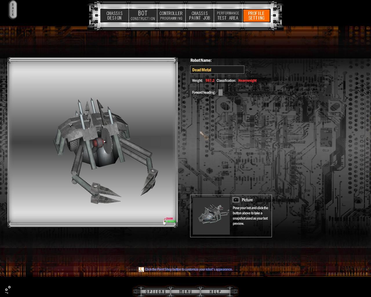 Robot Wars Robot Arena 2 Robot Arena 2 Dsl 2.1