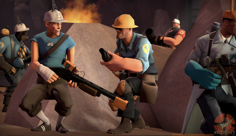 Team fortress 2 trading outpost
