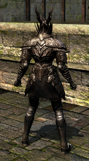 dark souls 3 how to get black knight armor
