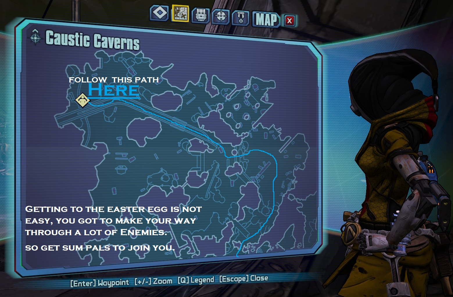 Steam Community :: Guide :: BORDERLANDS-2 MINECRAFT EASTER EGG ...
