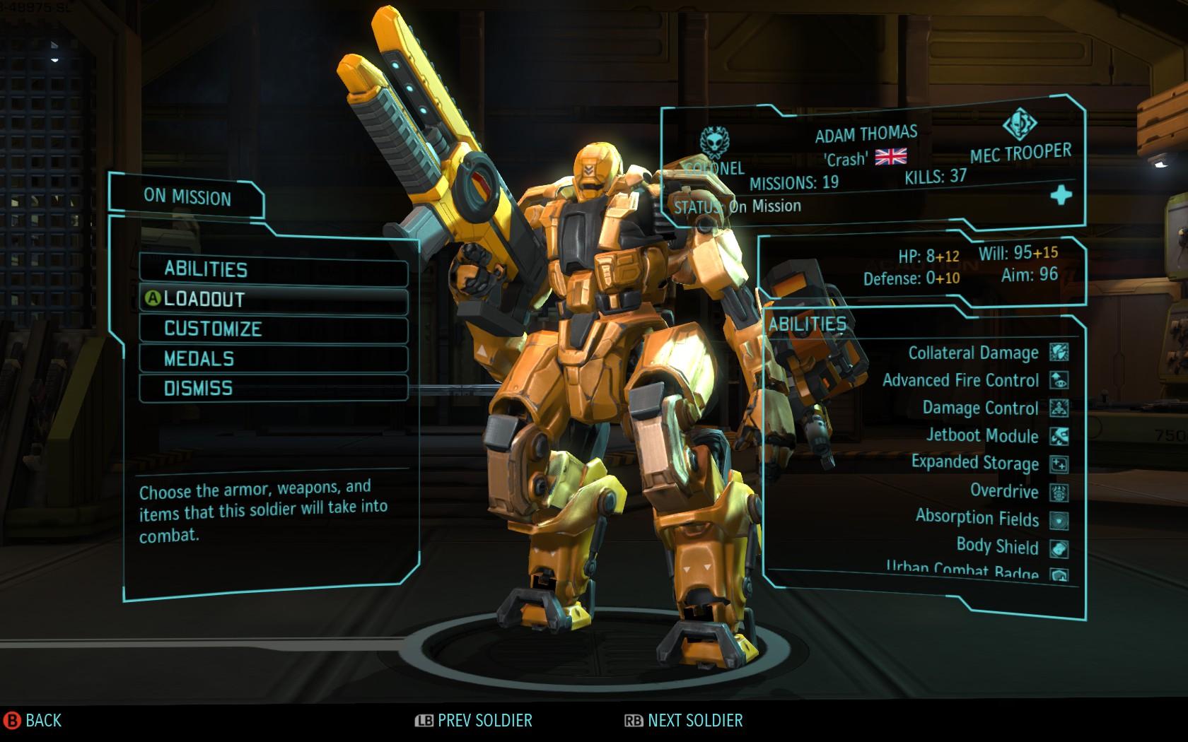 Steam Community Screenshot MEC Trooper Crash