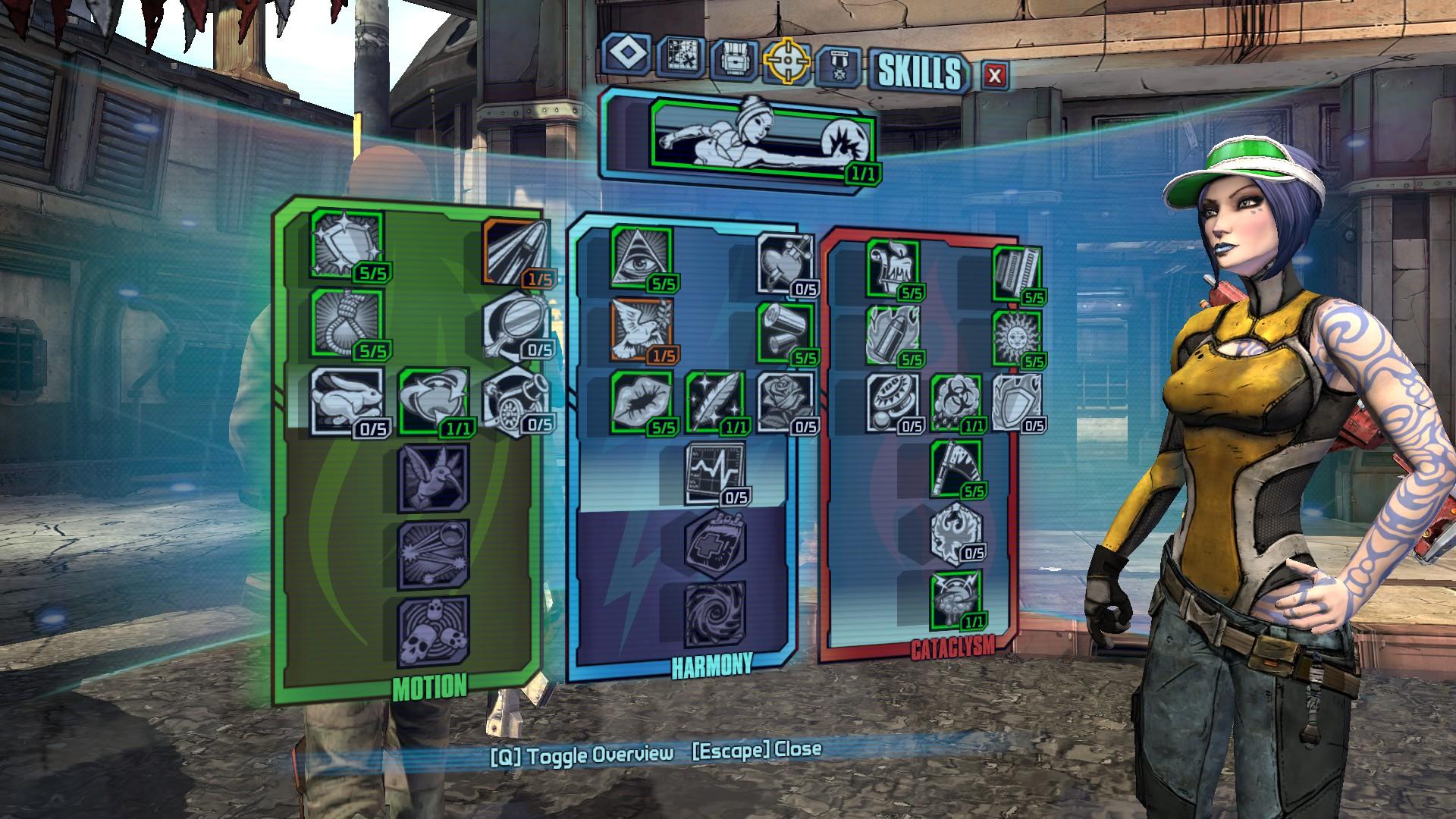 Borderlands 2 Best Commando Skill Tree Setup Lvl 61 - Imagez co