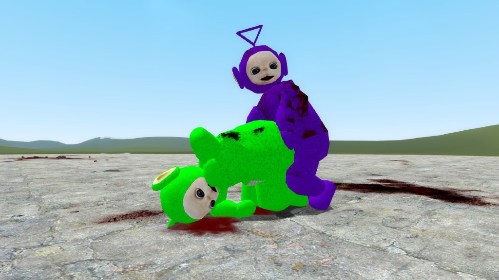are the teletubbies gay