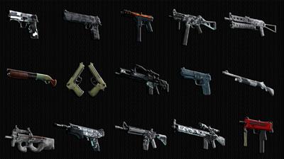 Steam Community: Guide: Коллекции оружия и цвета