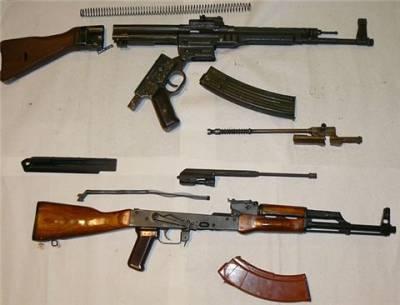 штурмовая винтовка 44
