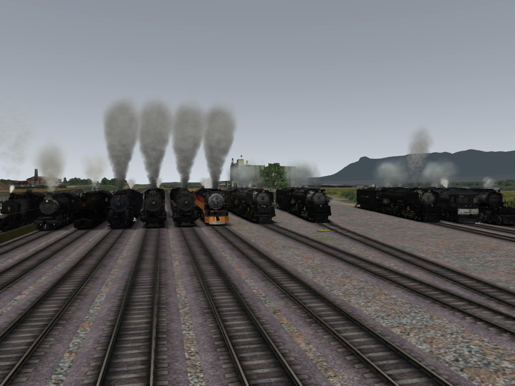 american steam trains video - photo #29