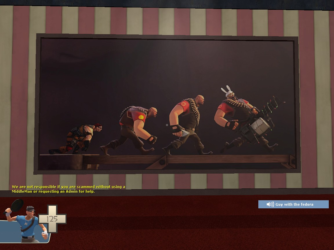 Team Fortress 2 beta goes live - The Tech Report