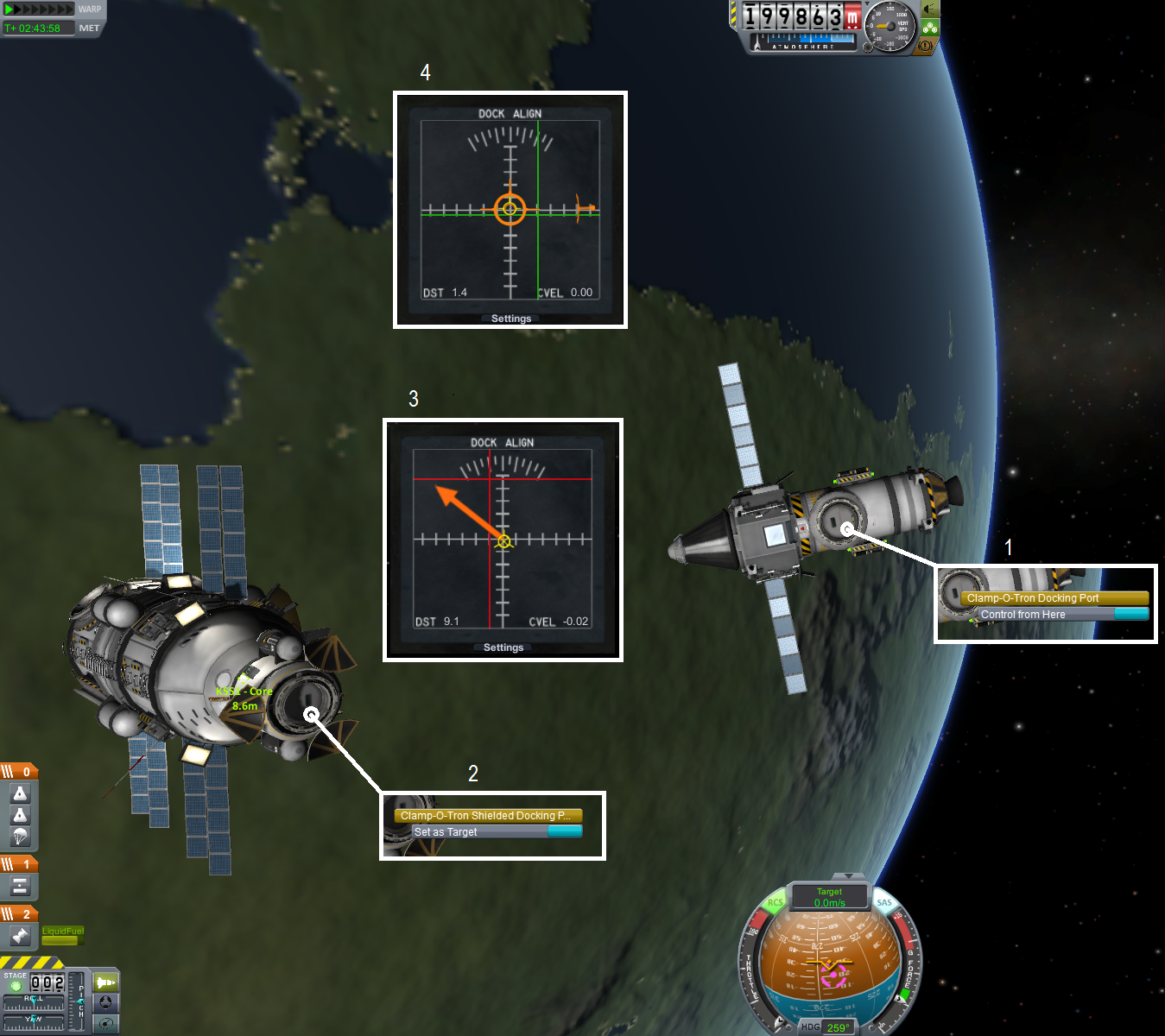 kerbal space program docking - photo #2