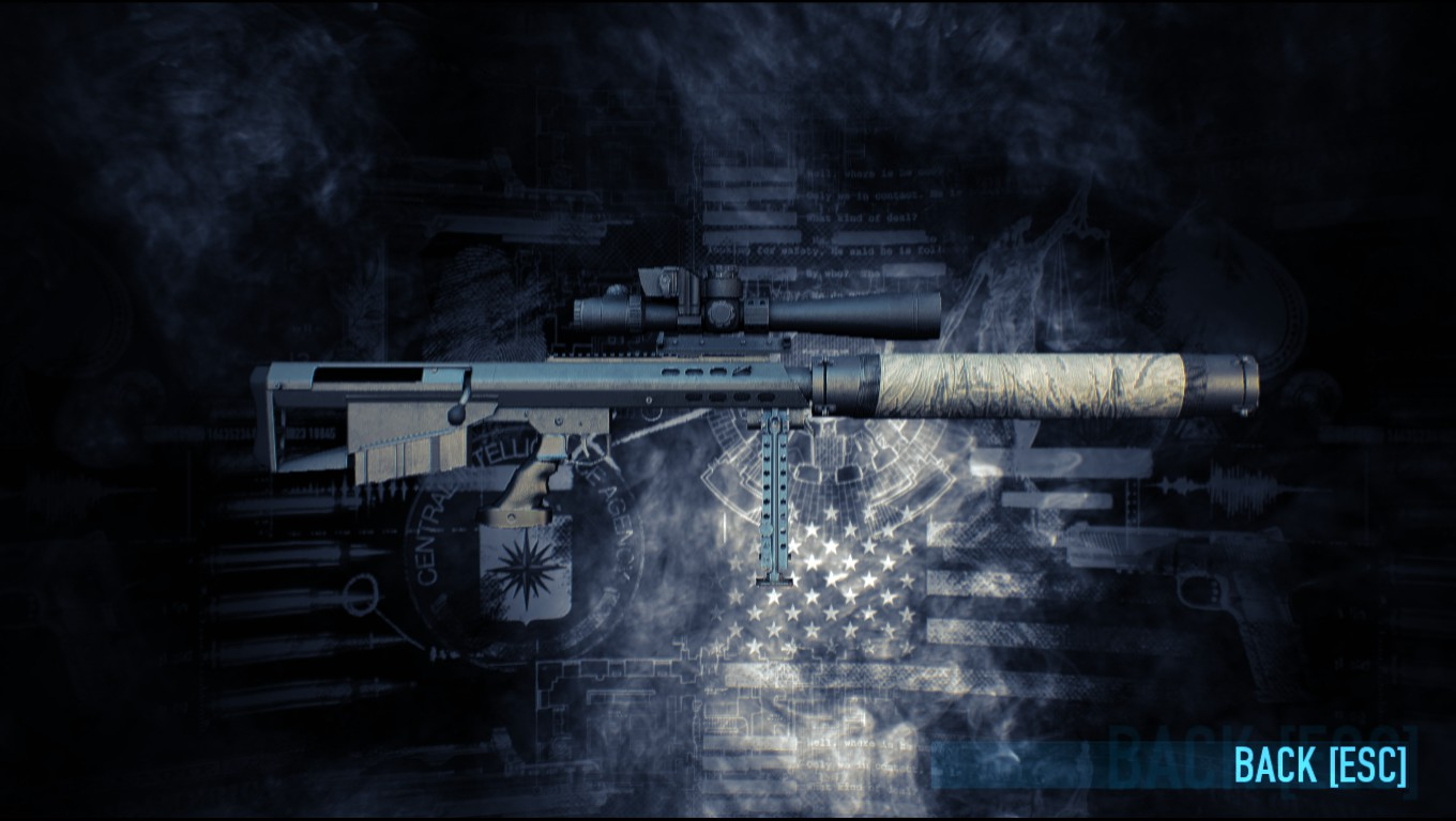 how to get suppressed barrel thanatos payday 2