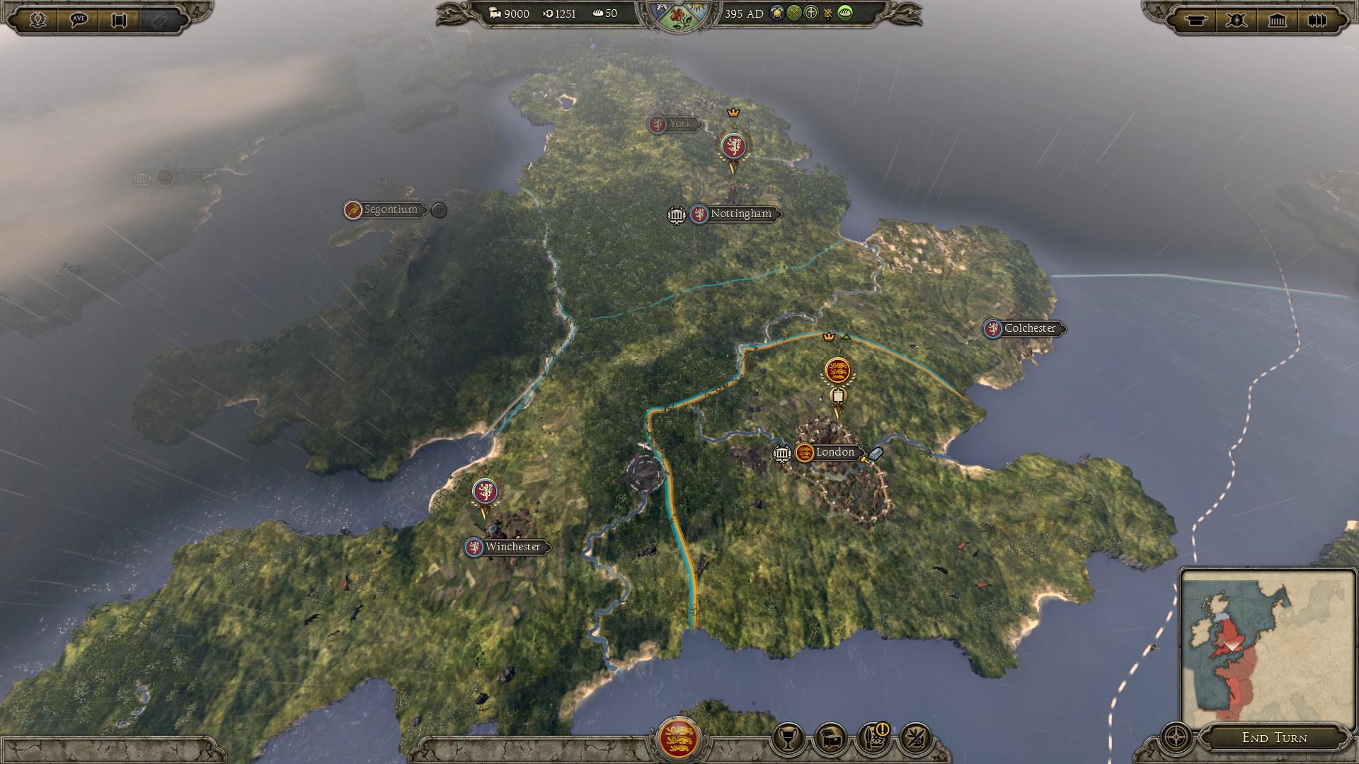 Medieval Kingdoms Total War: Kingdom of England