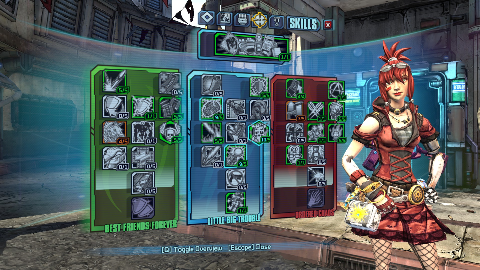 The Best Borderlands 2 Builds: Gaige The Mechromancer