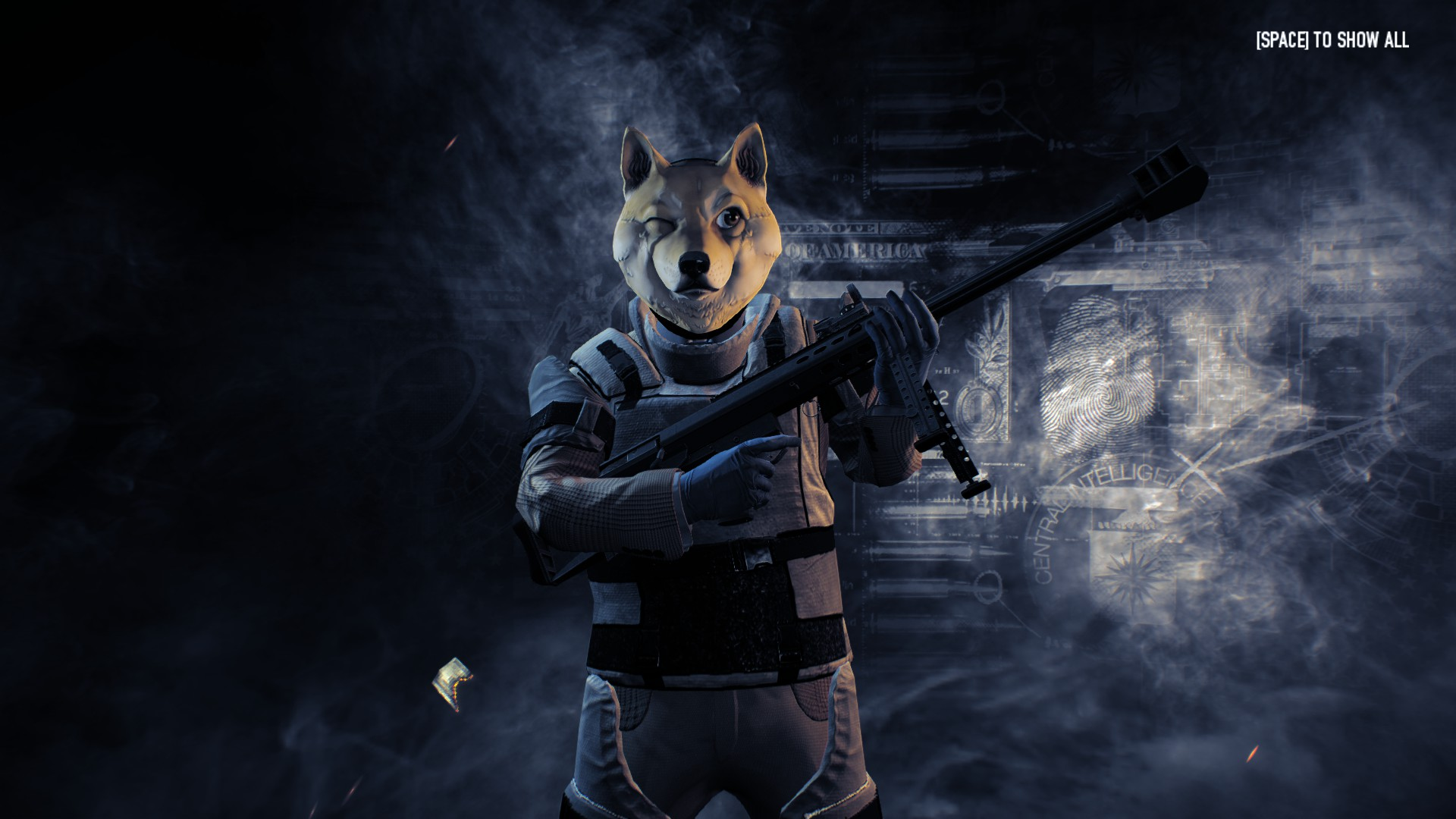 how to get doge mask payday 2