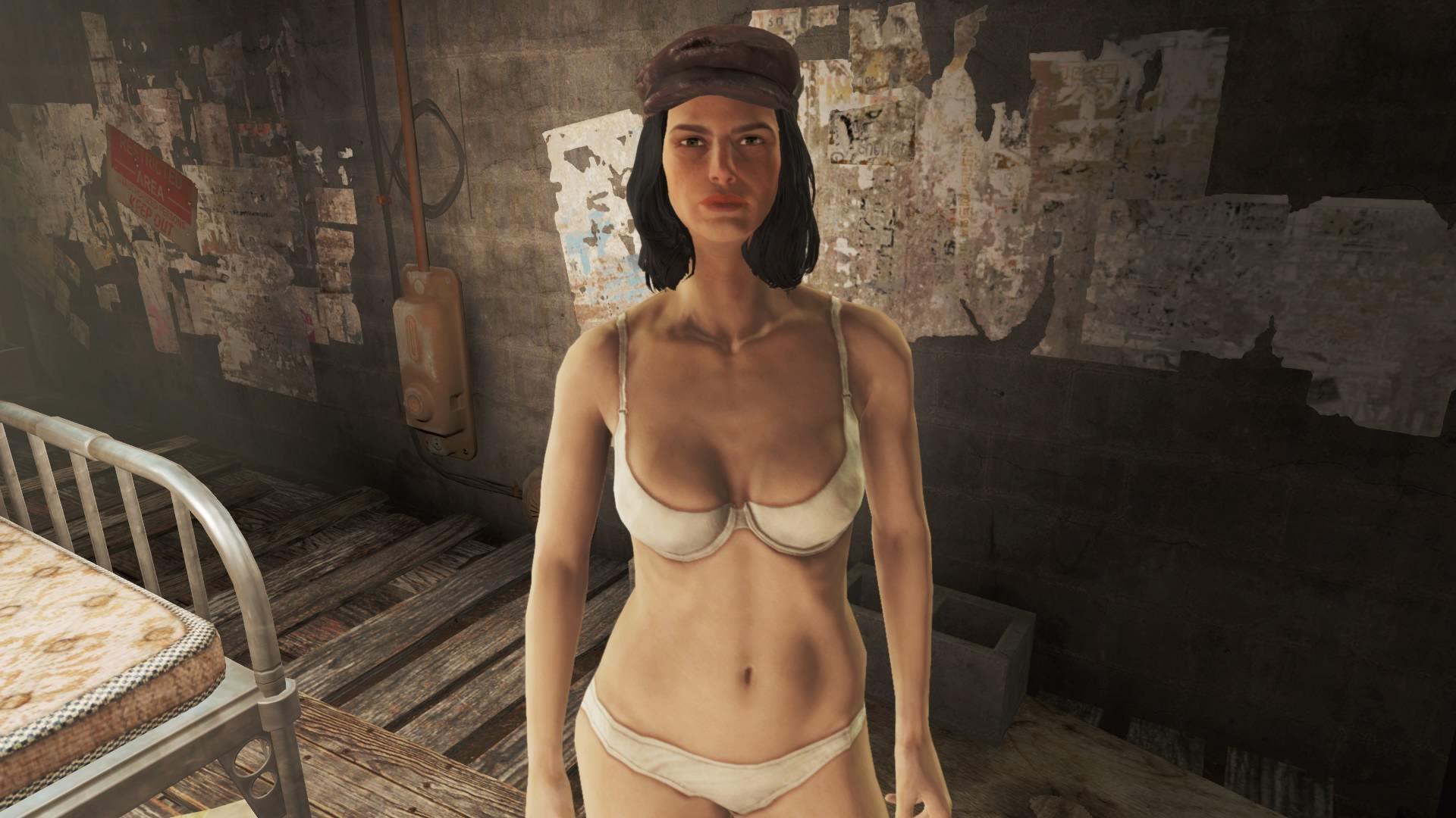 fallout 4 piper nude