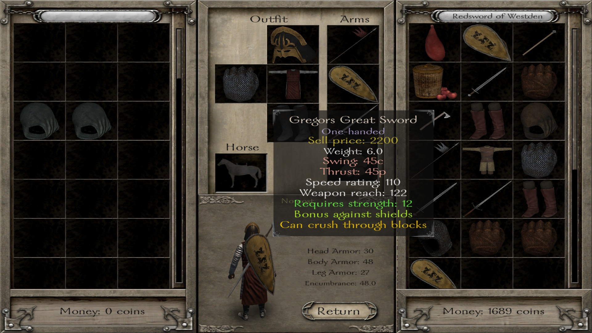 mount and blade warband acok how to get valrian swords