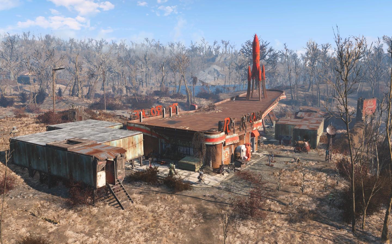 Fallout 4 Settlement Build Ideas Photos Of