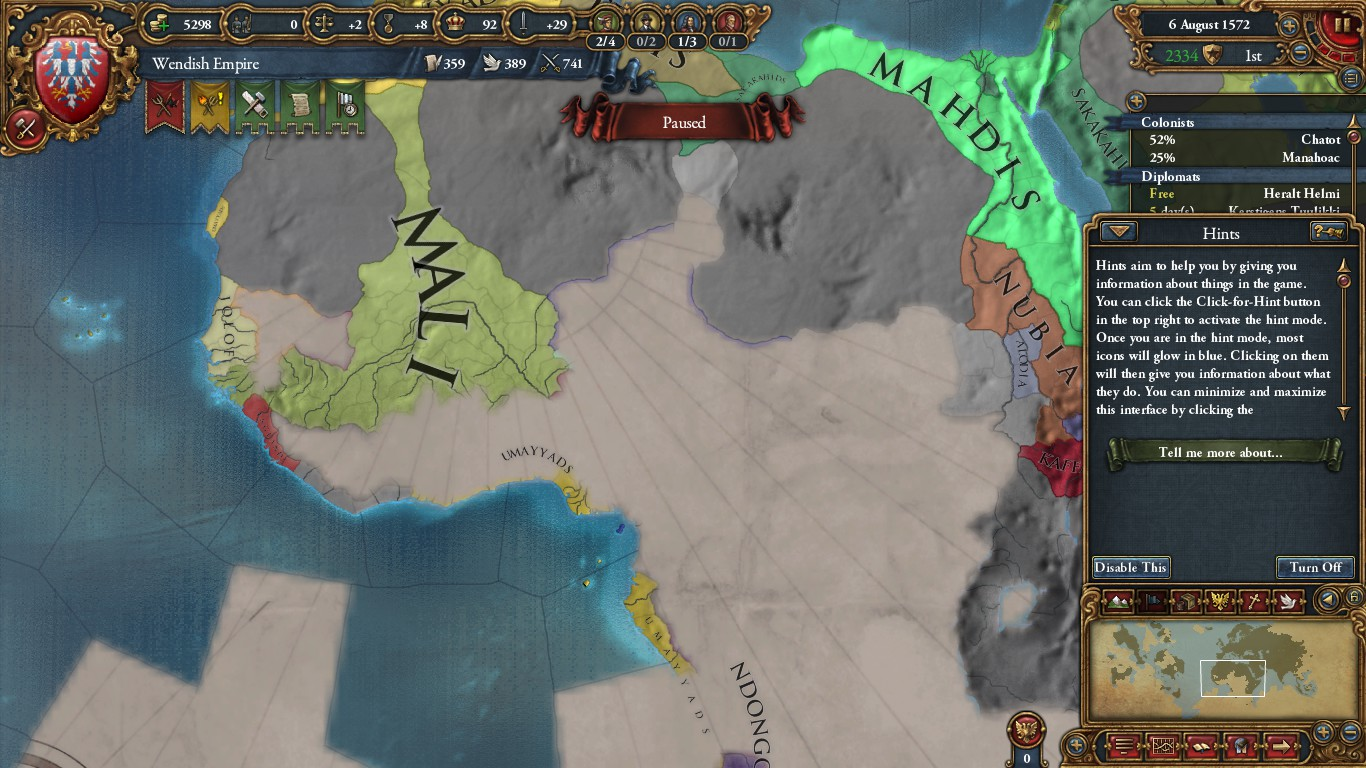 CJ's EU4 game converted from CK2 (Wendish Empire) - Page 2