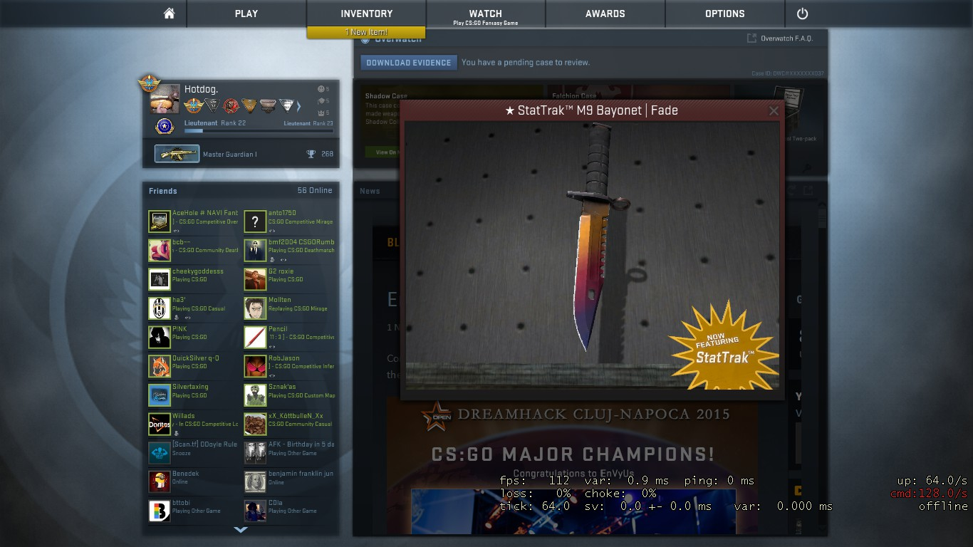 trade cases for skins