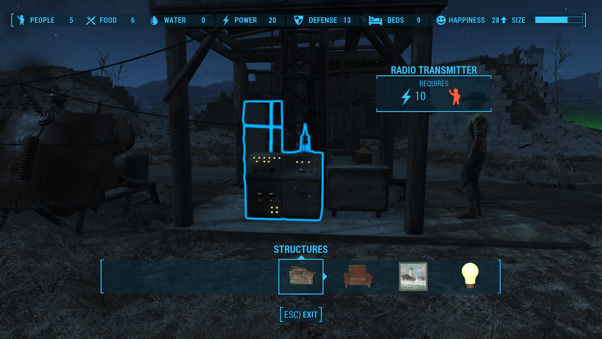 Radio Transmitter Glitched? :: Fallout 4 General Discussions
