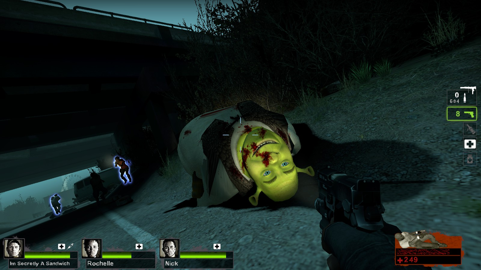 how to play left 4 dead 2 online with friends