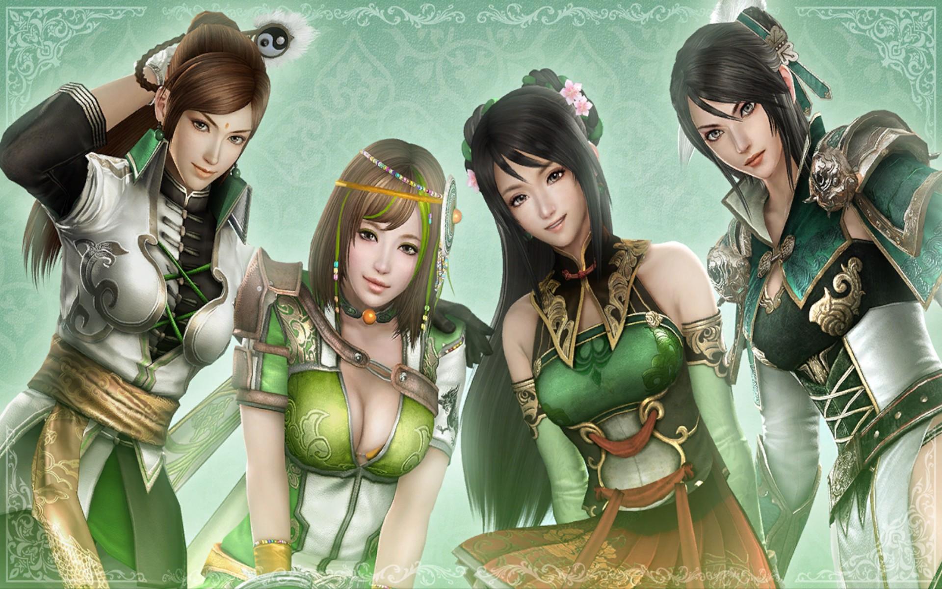 Download free dynastic warriors xxx lesbians games nude scene