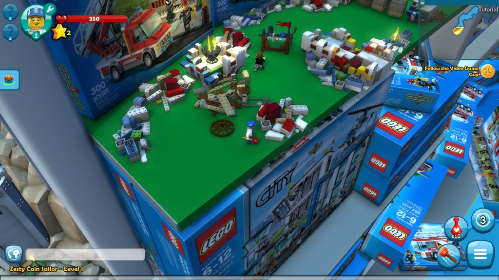 Steam Community :: LEGO Minifigures Online