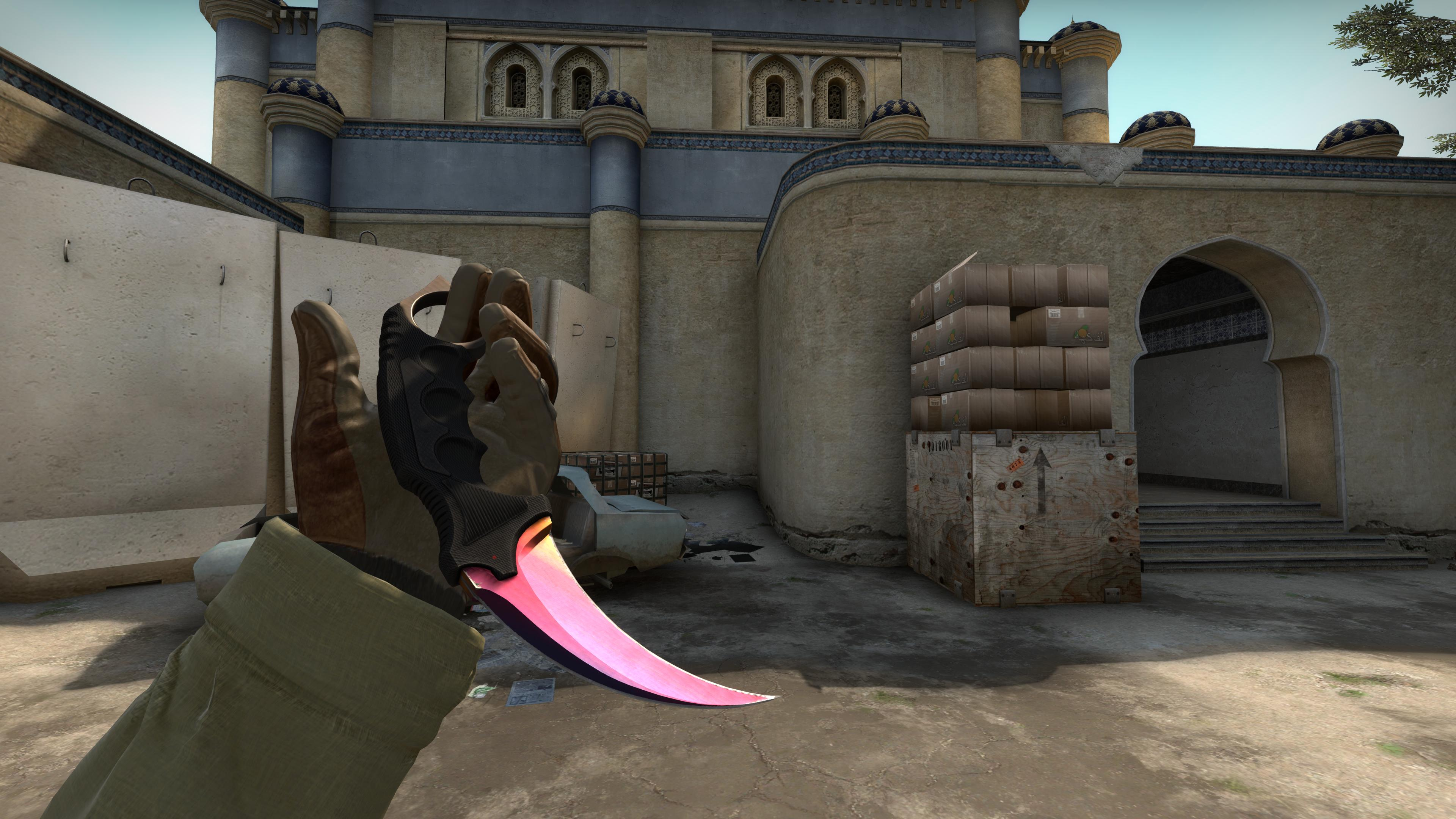 cs go how to tell fade 5