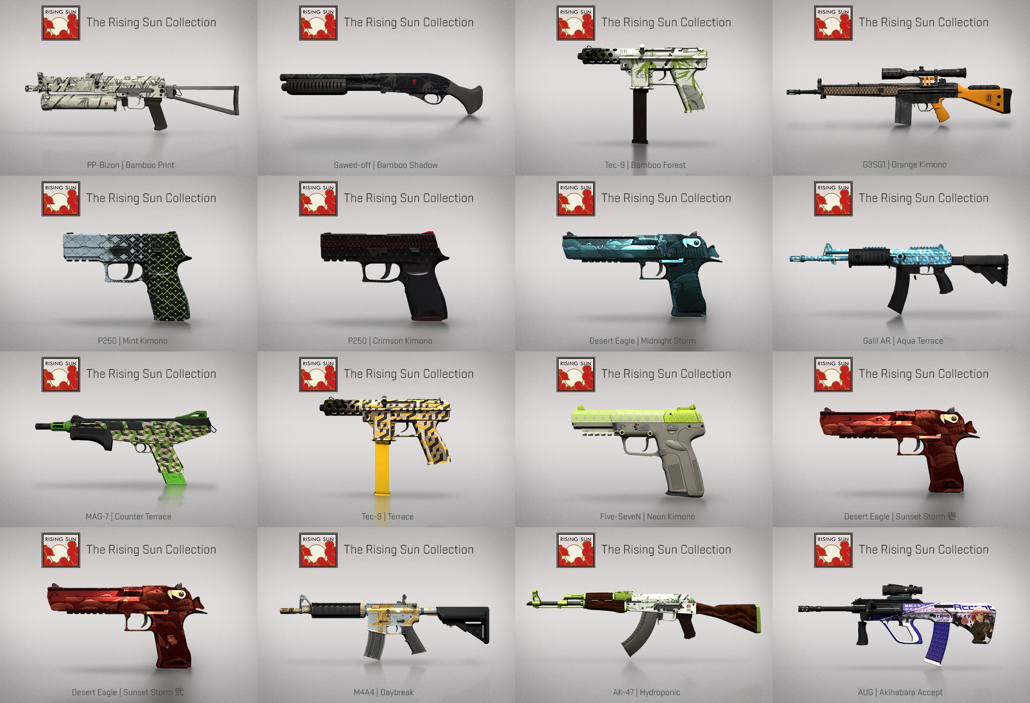 Steam community guide for Tec 9 terrace