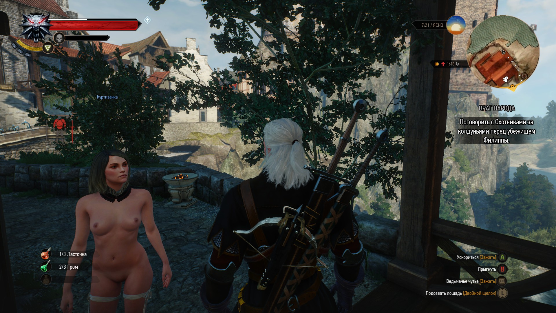 Witcher HOT