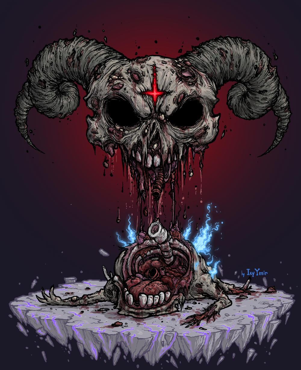 The Binding Of Isaac Rebirth :'D