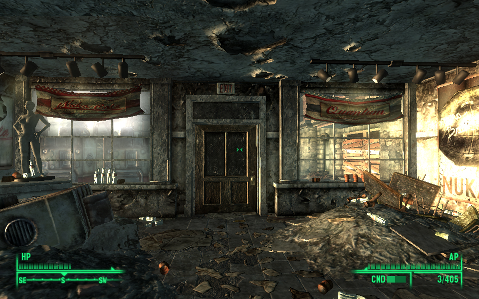Can You Blow Up Buildings In Fallout