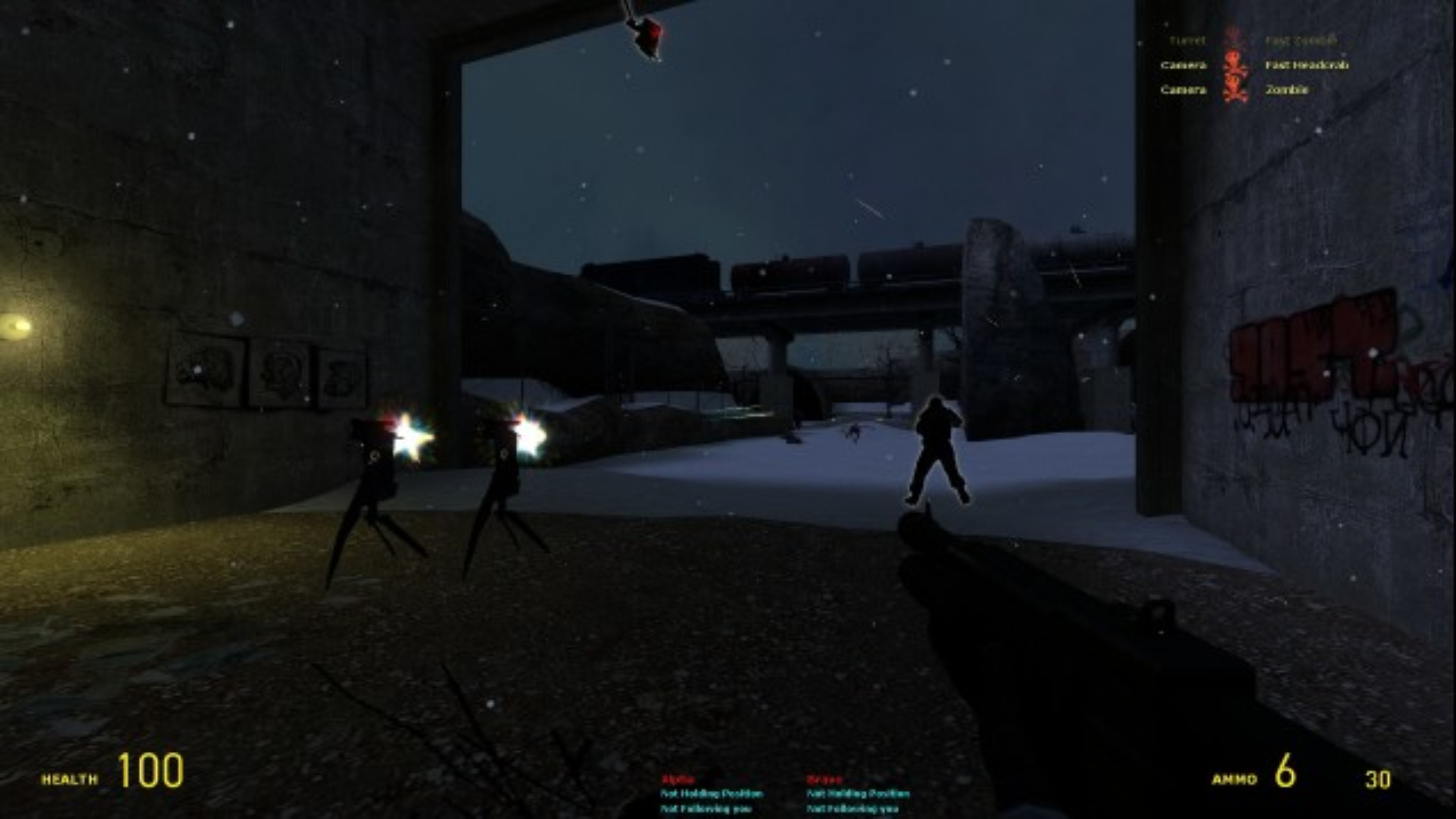 Gmod Combine Survival Map Download — Survival Shelter