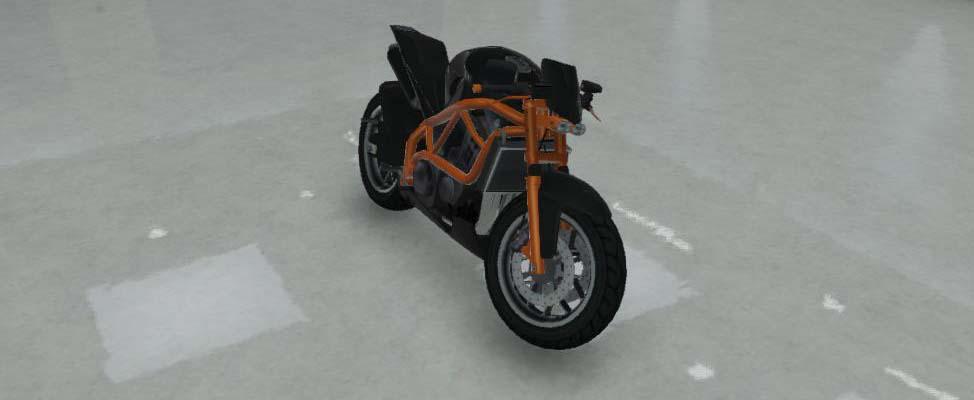 Bikes In Gta 5 With Flames Dinka Akuma
