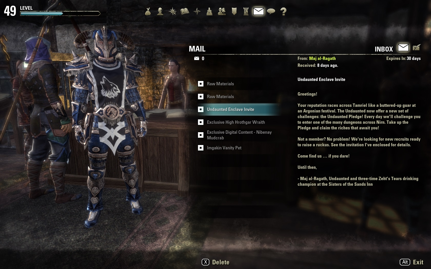 How Do I Craft Level  Gear In Eso