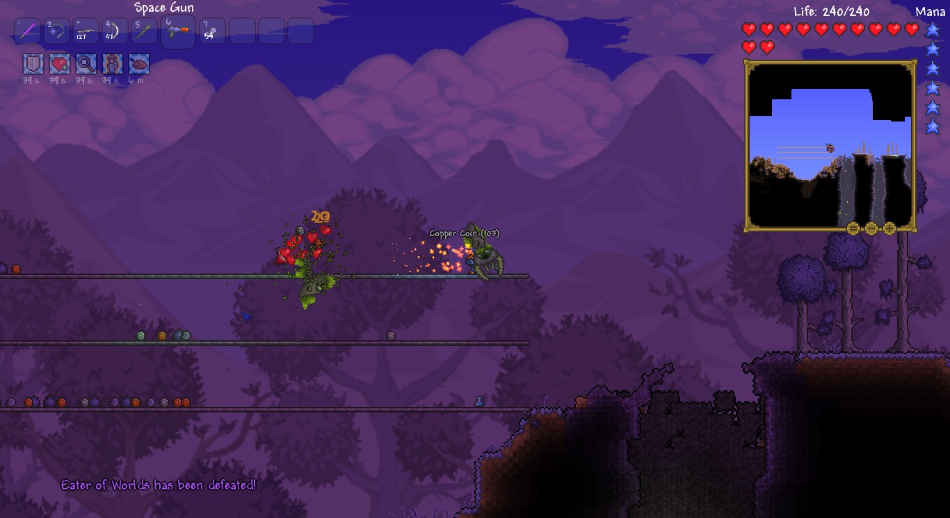 How To Craft Shadow Scales Terraria